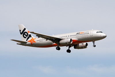 Jetstar Airbus A320-200 VH-JQG