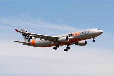 Jetstar Airbus A330-200 VH-EBJ