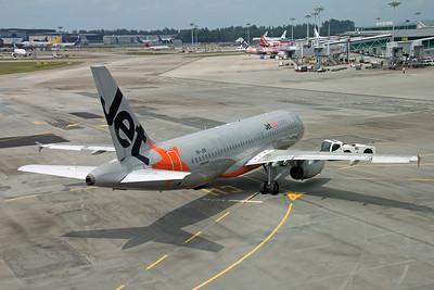 9V-JSB JETSTAR A320