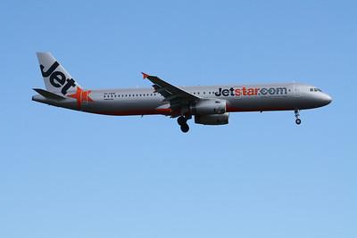 Jetstar Airbus A321-231 VH-VWW