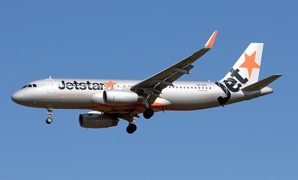 VH-VFP JETSTAR A320