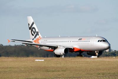 Jetstar Airbus A320-200 VH-VQQ