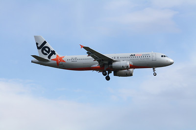 Jetstar Airbus A320-232 VH-JQX