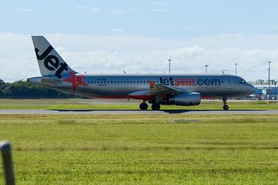 VH-VQA JETSTAR A320