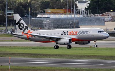 Jetstar Airbus A320-232 VH-VQF