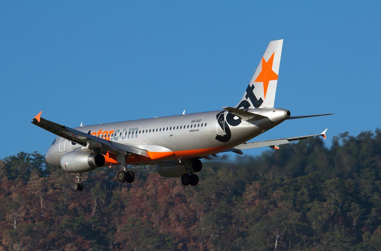 VH-VGP JETSTAR A320