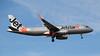 VH-VFQ JETSTAR A320