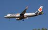 VH-VFT JETSTAR A320