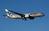 VH-VKG JETSTAR B787-8 ( delivery flight)