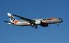 VH-VKG JETSTAR B787-8 ( delivery flight)