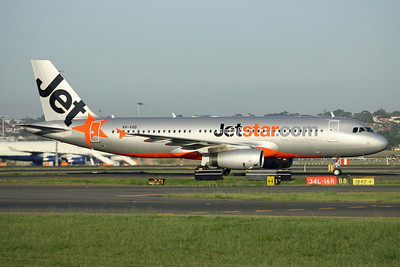 Jetstar Airbus A320-200 VH-VQD