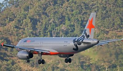 VH-VQJ JETSTAR A320