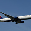 Delta new livery 767 arriving on 13L