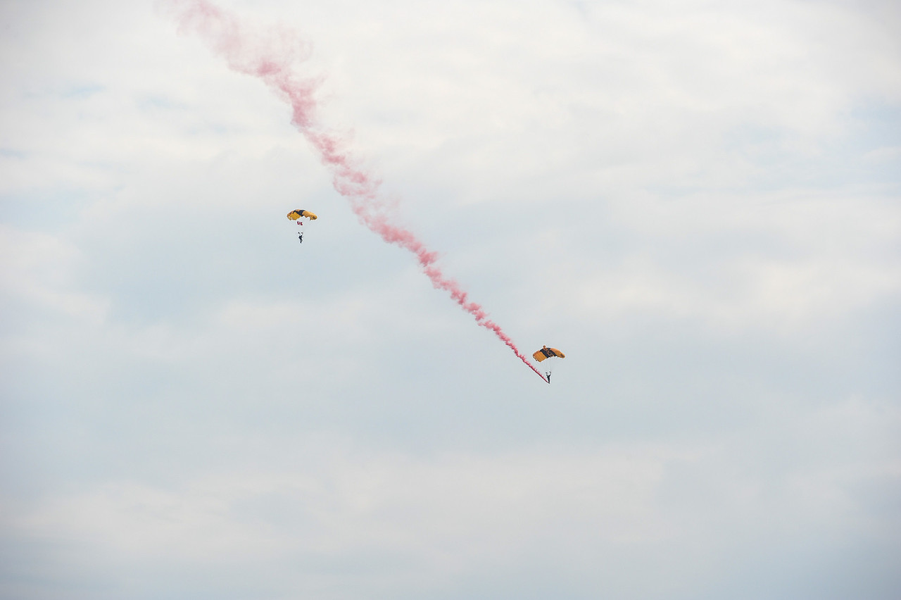 Wantagh, NY - May 26: Bethpage Air Show at Jones Beach State Park presented by Newsday. at Jones Beach State Park on May 26, 2012 in Wantagh, New York.(Photo by Joseph Bellantoni/In House Image)