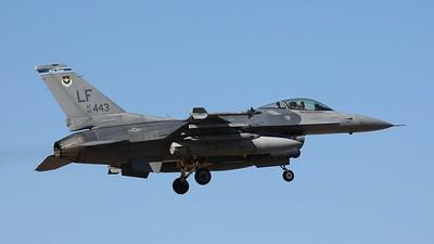 KLUF F-16