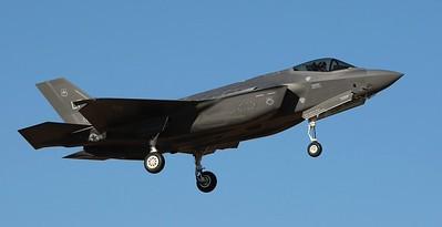 KLUF F-35'S