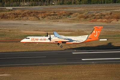 HL-5254 JEJU AIR KOREA DASH-8-Q400