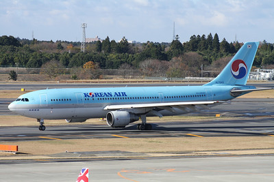HL7243 KOREAN AIR A300-600