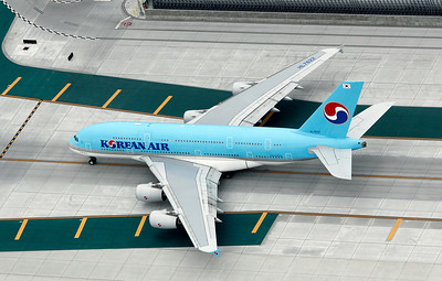 HL-7622 KOREAN AIR A380