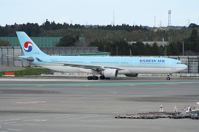 HL7709 KOREAN AIRLINES A330-300