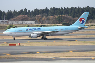 HL7241 KOREAN AIR A300-600