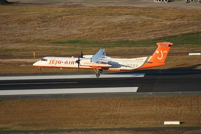 HL-5254 JEJU AIR KOREA DASH-8-Q400