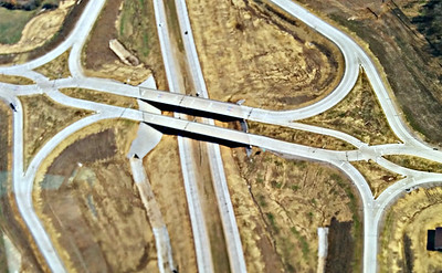 Homestead-I35 Interchange