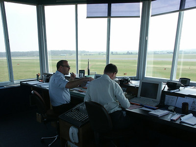 Kemble Control Tower, 2003