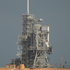 A closer view of Pad 39A.