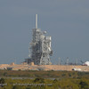 Pad 39A shot from the observation gantry.