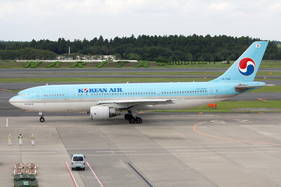 Korean Air Airbus A300-600 HL7240