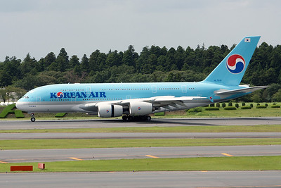 Korean Airlines Airbus A380-800 HL7613