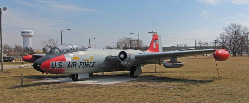 E/RB-57 Bomber