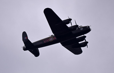 "The Canadian Lancaster ""Vera"""