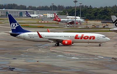 PK-LJO LION B737-900