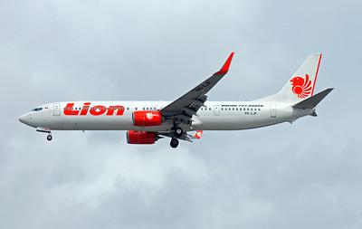 PK-LJF LION B737-800