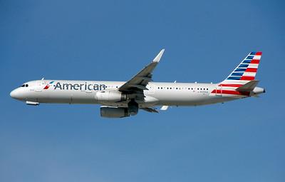 N129AA AMERICAN A321