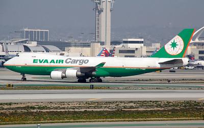 B-16483 EVA AIR CARGO B747-400