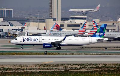 N934JB JETBLUE A321