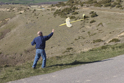 landing Caldera