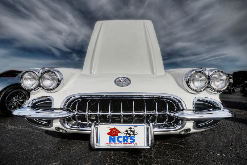 1958-1960 Era Corvette