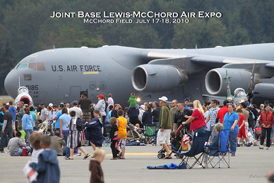 Lewis-McChord Air Expo - 2010