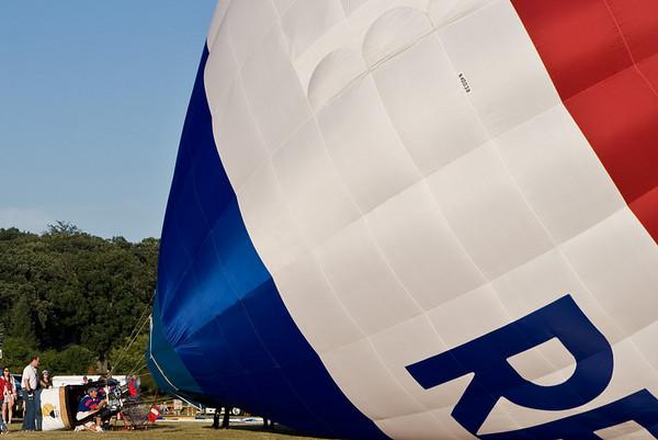 Lisle Ballon Launch 2007