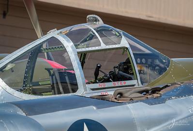 P38 Cockpit