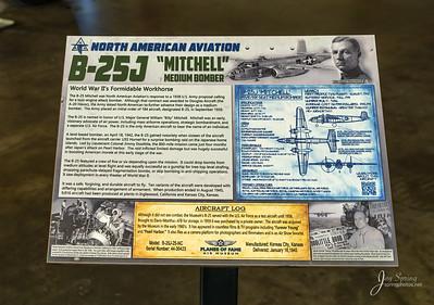 B-25 MItchell Information