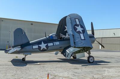 1943 F4U-1A Corsair