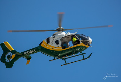 2007 EC 135 P2+ Helicopter