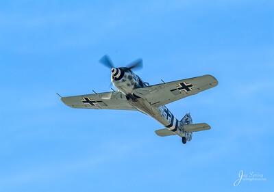 Focke-Wulf Fw 190A-9 'Wurger' Replica,