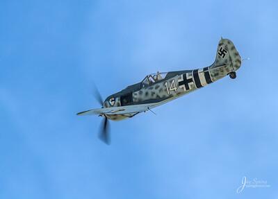 Focke-Wulf Fw 190A-9 'Wurger' Replica
