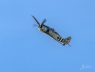 ocke-Wulf Fw 190A-9 'Wurger' Replica